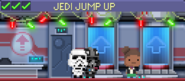 Decorated Jedi Jump Up