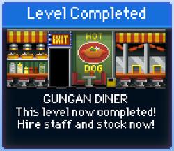 Message Gungan Diner Complete