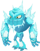 Adult Ice Golem