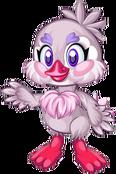 Swanmaiden-Baby