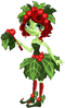 Adult Holly Dryad