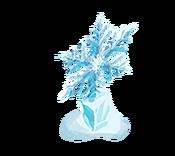 Decoration 1x1 snowflake 1 tn@2x