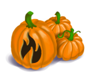 Decoration 1x1 jackolantern fire tn@2x