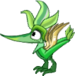 Monster lushleafmonster mythic baby