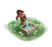 Decoration 2x2 waterpump tn@2x