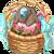 Decoration 1x1 Tempest Egg