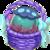 Decoration 1x1 Aquaveil Egg