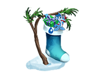 Decoration 1x1 water stocking tn@2x