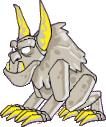 Monster brimstonemonster mythic adult