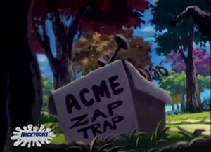AcmeZapTrapBox
