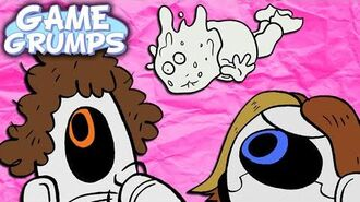 Game Grumps Animated - Barfing - By KC Green