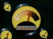 Porkometer Gauge Cluster