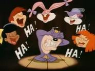 Everybody is laughing at Dizzy