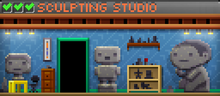 Sculpting Studio