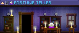 Tiny Tower Fortune Teller