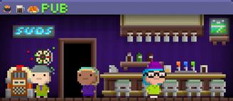Tiny Tower Pub