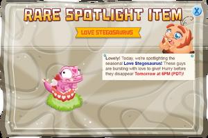Modal spotlight lovestegosaurus@2x