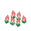 Decoration fireflower red thumbnail@2x