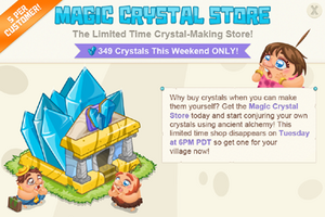 Modals magicCrystalStore@2x