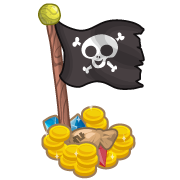 Decoration pirateflag black4 thumbnail@2x