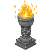 Decoration magictorchstreetlamp yellow3 thumbnail@2x