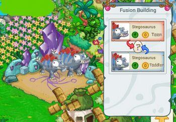 Frozen Fusion