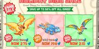 Promotions Dino December 24 2013