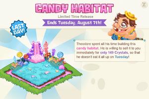 Modals candyHabitat lastDay@2x