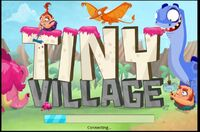Tiny Village connecting
