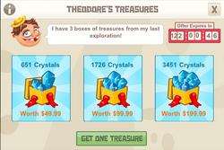 TV Theodore Treasure
