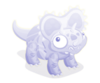 Ghost Triceratops toddler@2x