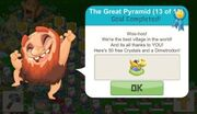 Reward The Great Pyramid 13of13
