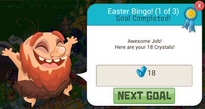 EasterBingo Step1 Reward