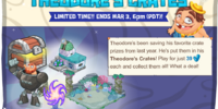 Theodore's Crates