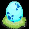 Dimetrodonarctic egg@2x