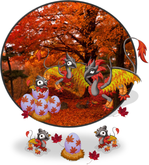 RedLeafDragon Diorama2
