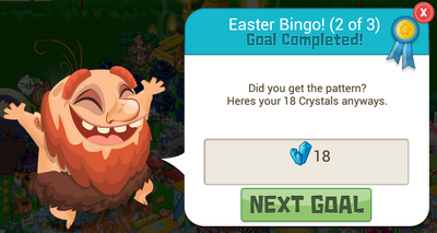 EasterBingo Step2 Reward