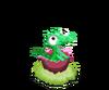 Kaprosuchusgreen baby@2x