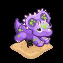 Decoration springrider triceratops2@2x