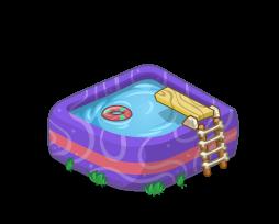 Decoration swimmingpool purple2@2x