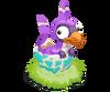 Purplebambiraptor baby@2x