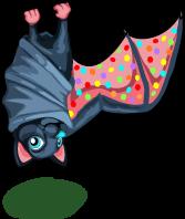 Confetti bat single