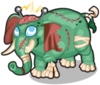 Zombie elephant single