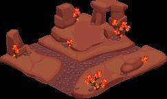 Dragon cubby habitat