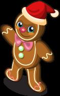 Gingerbread Man single