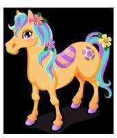 Pastel pony single