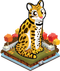 Autumn ocelot single