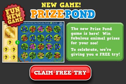 Tinyzoo prizePond