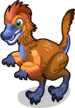 Deinonychus single