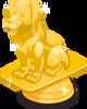 Goldenretriever trophy